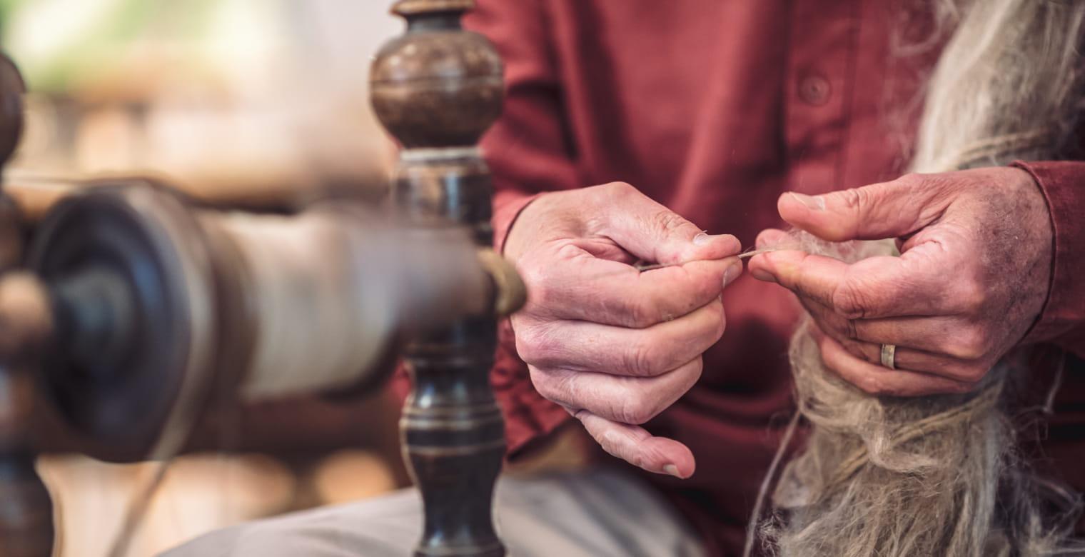 la Maison du tisserand-Atelier des toiles « bretagnes »