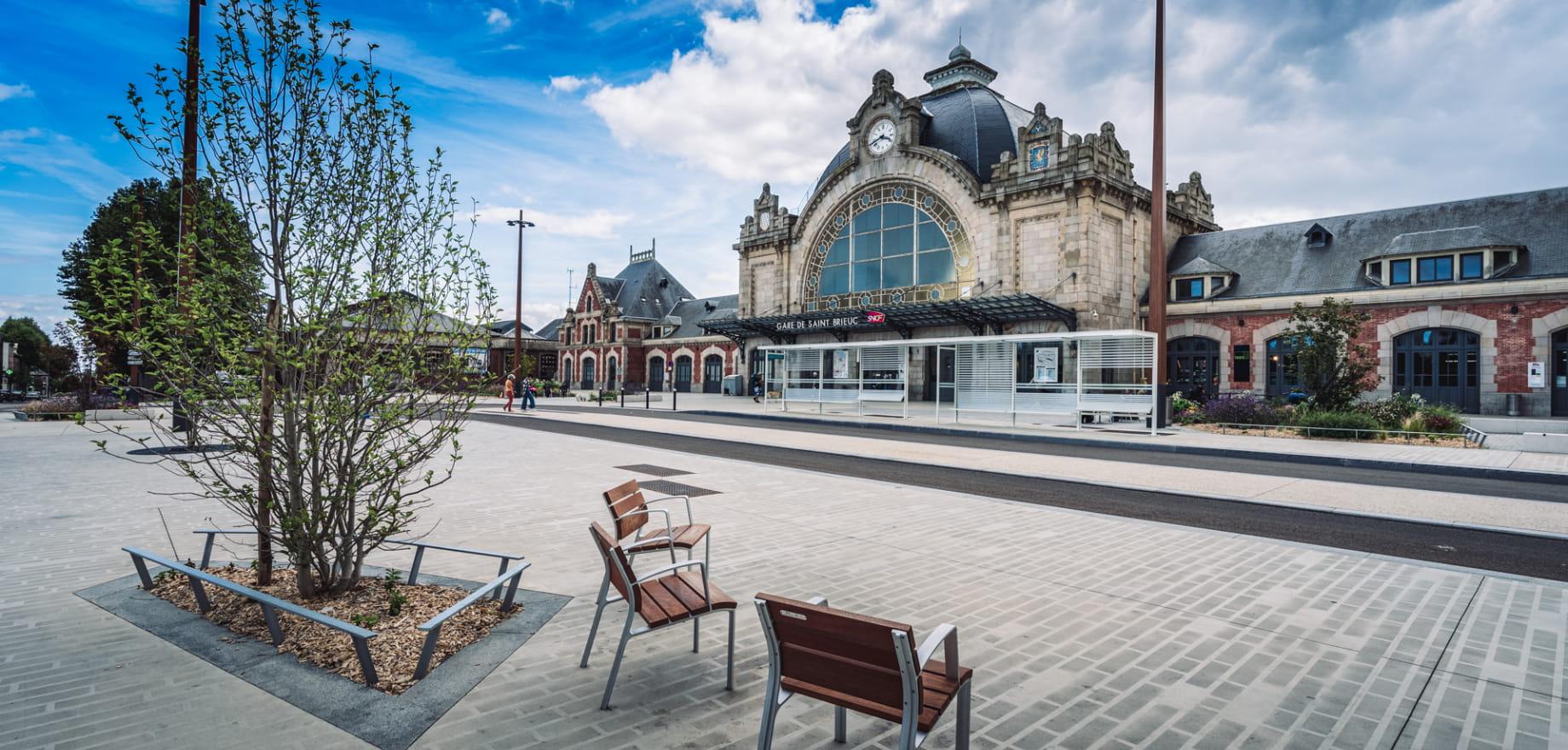 Gare Saint-Brieuc