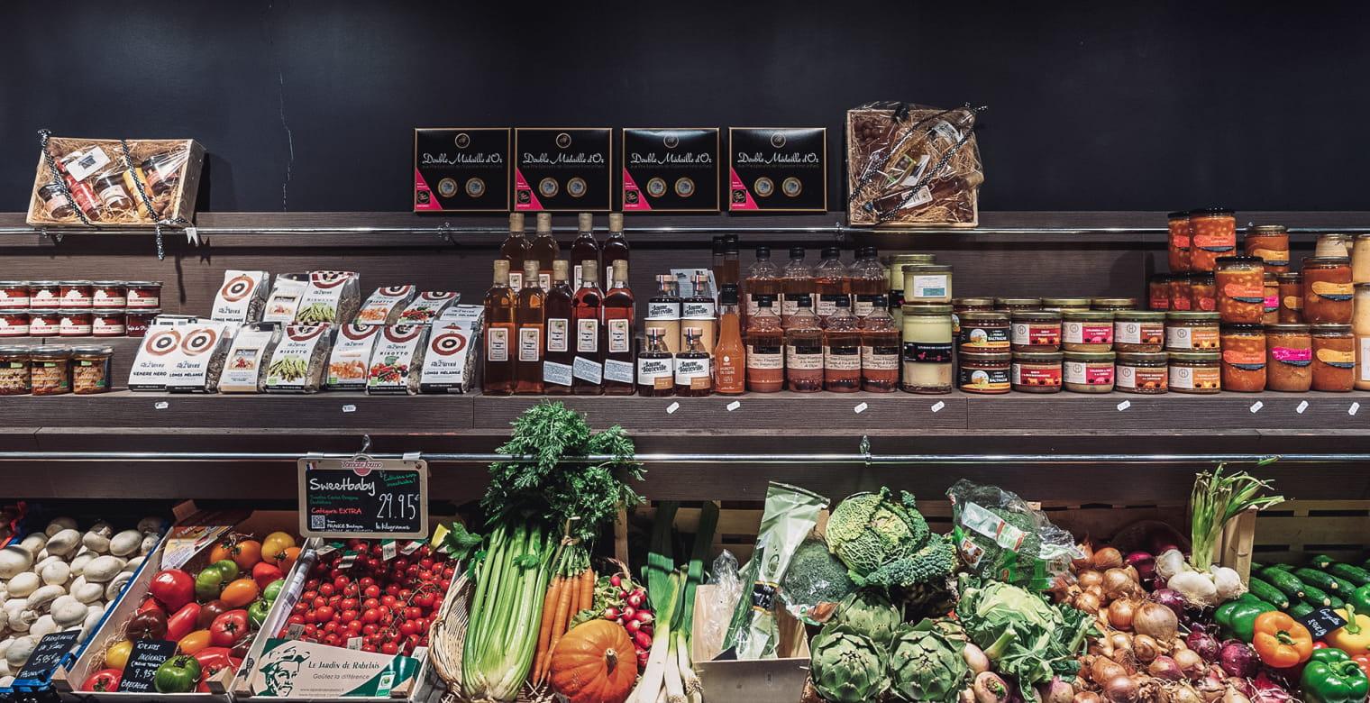 Mi figue mi raisin - Boutique epicierie primeur Saint-Brieuc