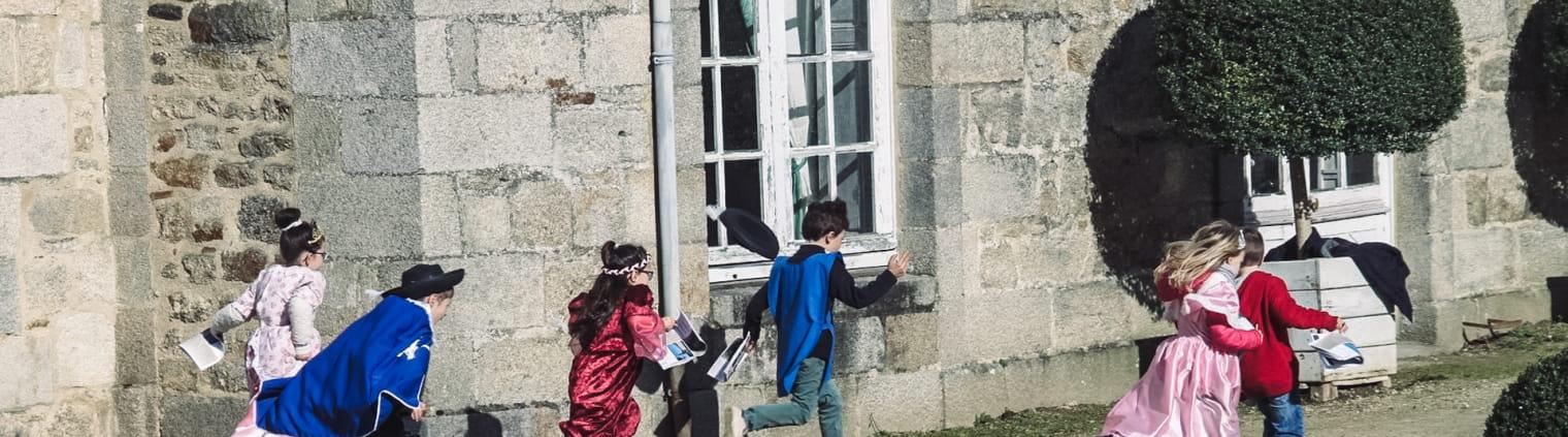 Chateau Quintin enfant