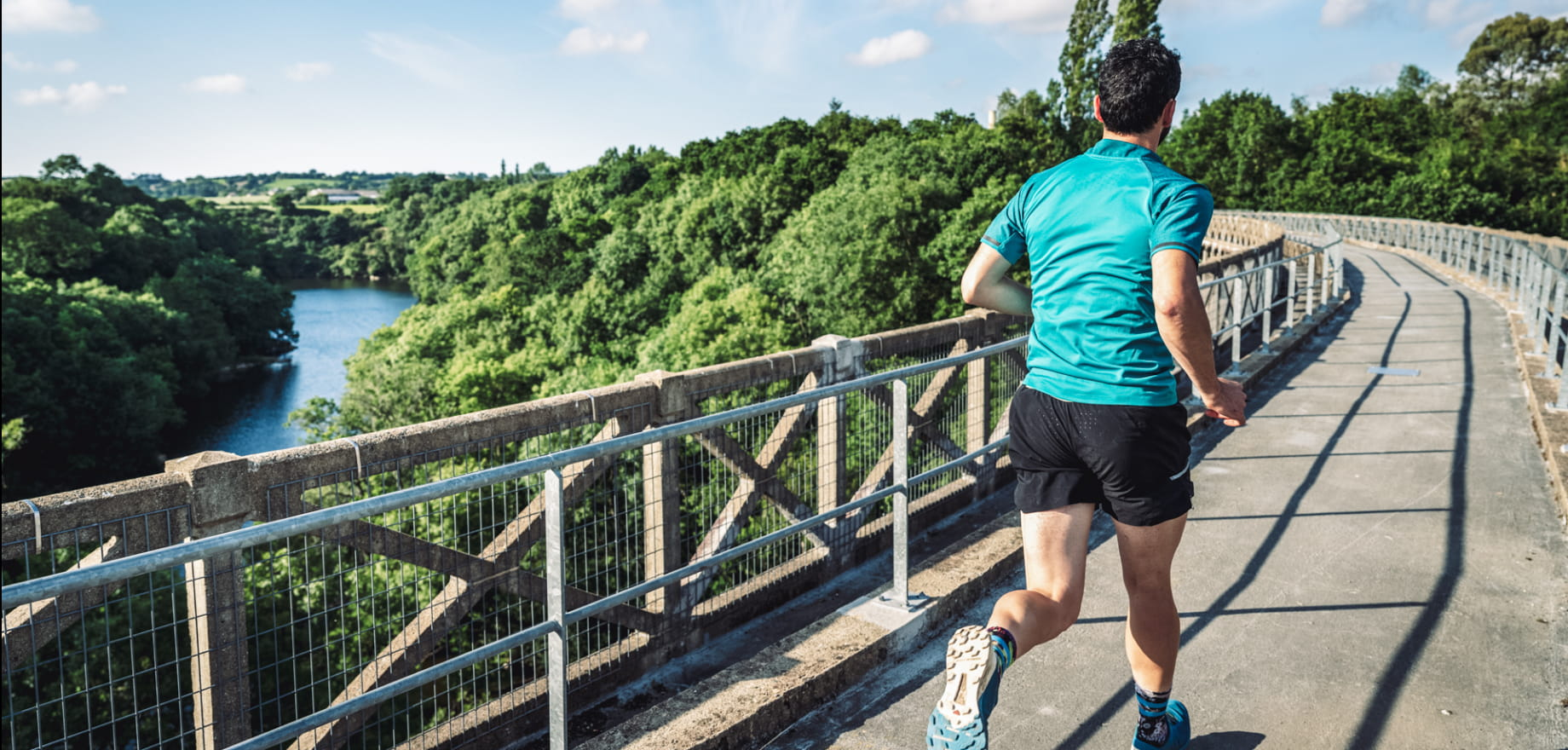 Viaduc - Running - footing - Course a pied - Trail