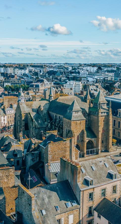 Saint-Brieuc, cathedrale