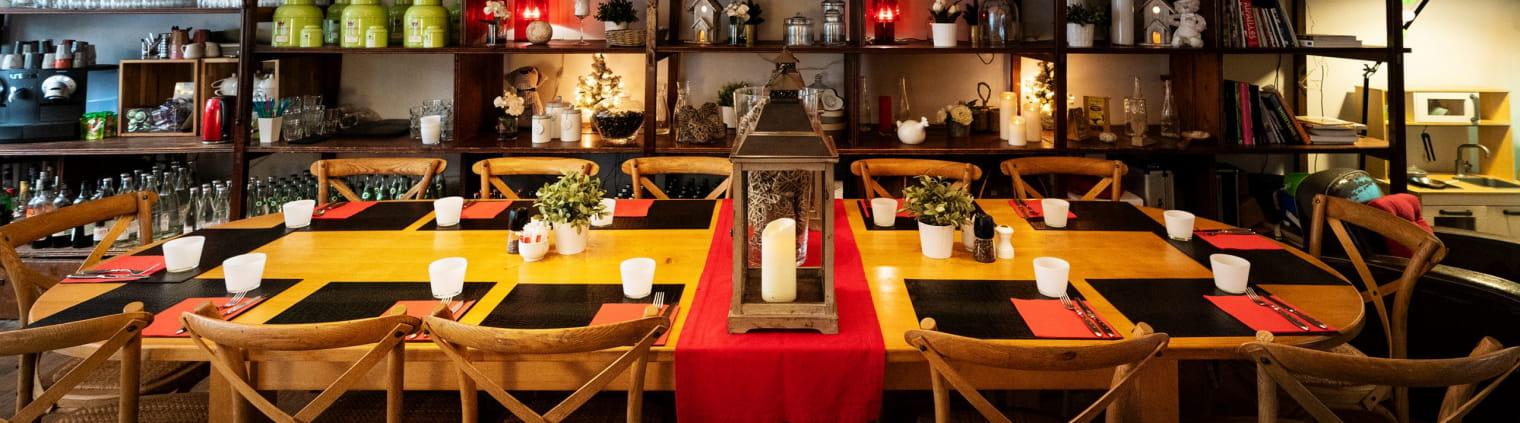 Restaurant Saint-Brieuc - Esprit de famille