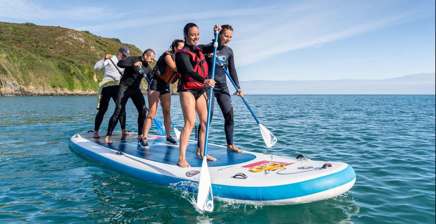 Paddle geant - Activite nautique/nautisme
