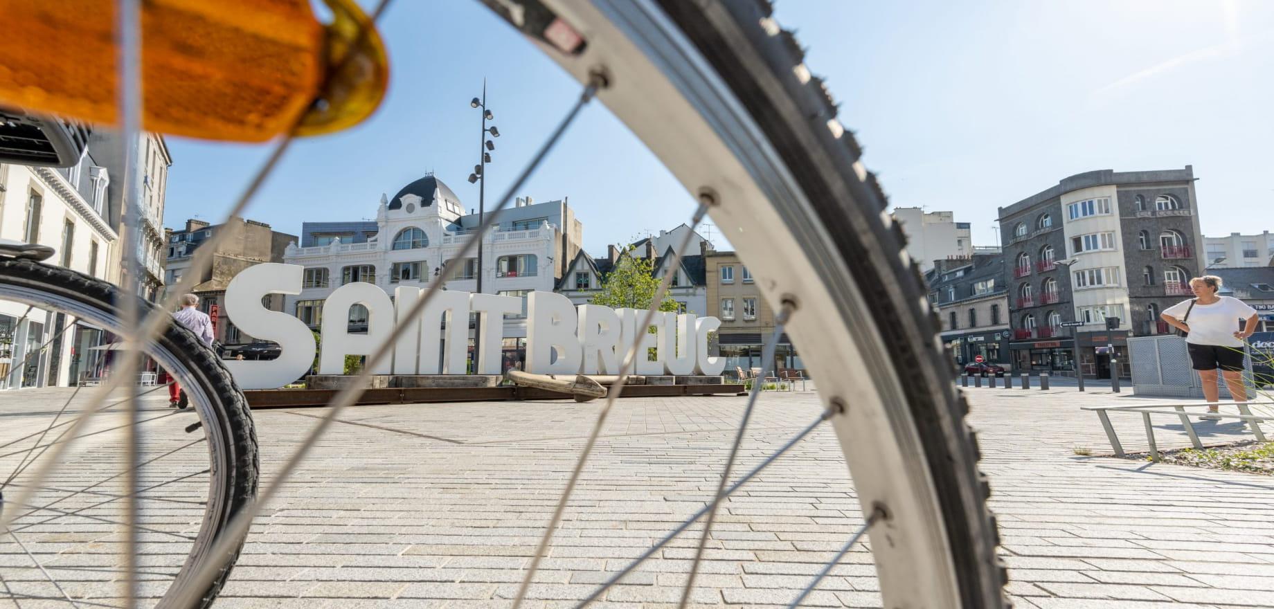 vélo Saint-Brieuc