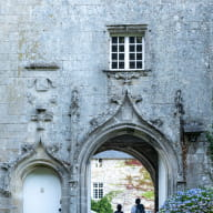 Chateau Noe Seche_Le Foeil_porche