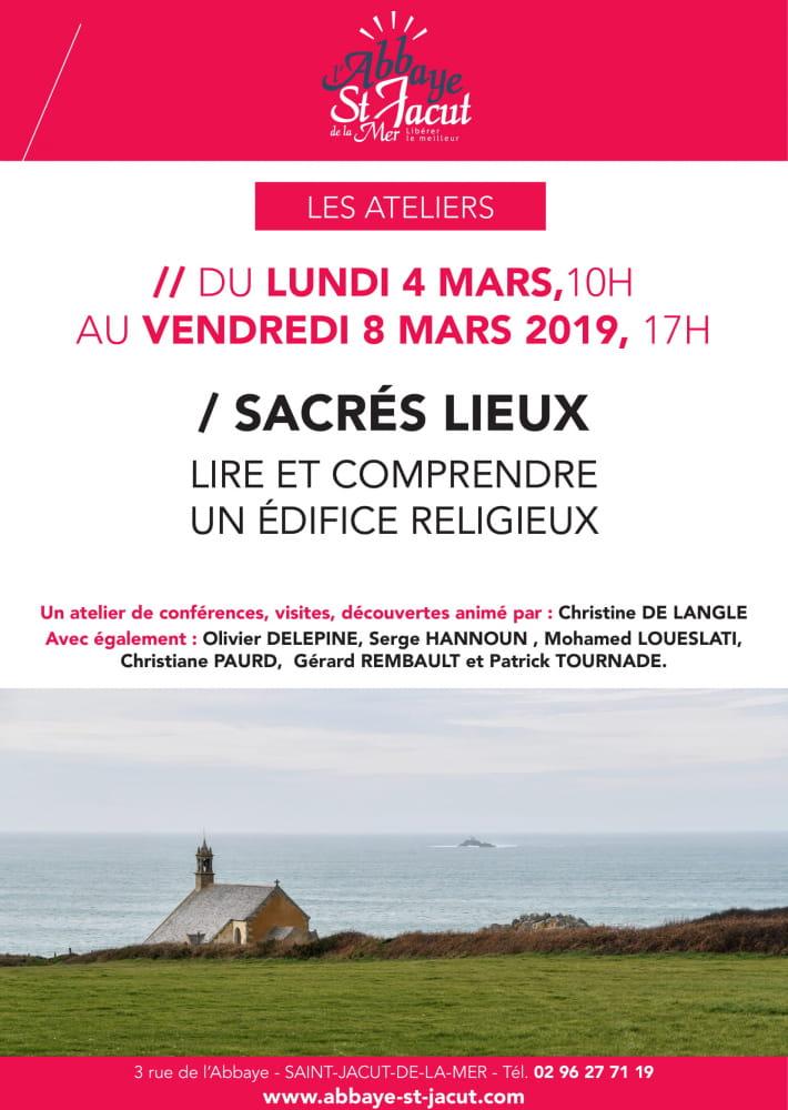 2019-03-04-De-Langle-Sacres-Lieux-AFFICHE-du-4-au-8-mars-ST-JACUT-1