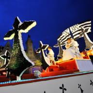 parade nocturne - ploermel - broceliande - bretagne