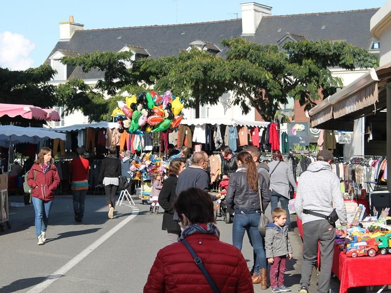 foire st denis - Ploërmel - Morbihan