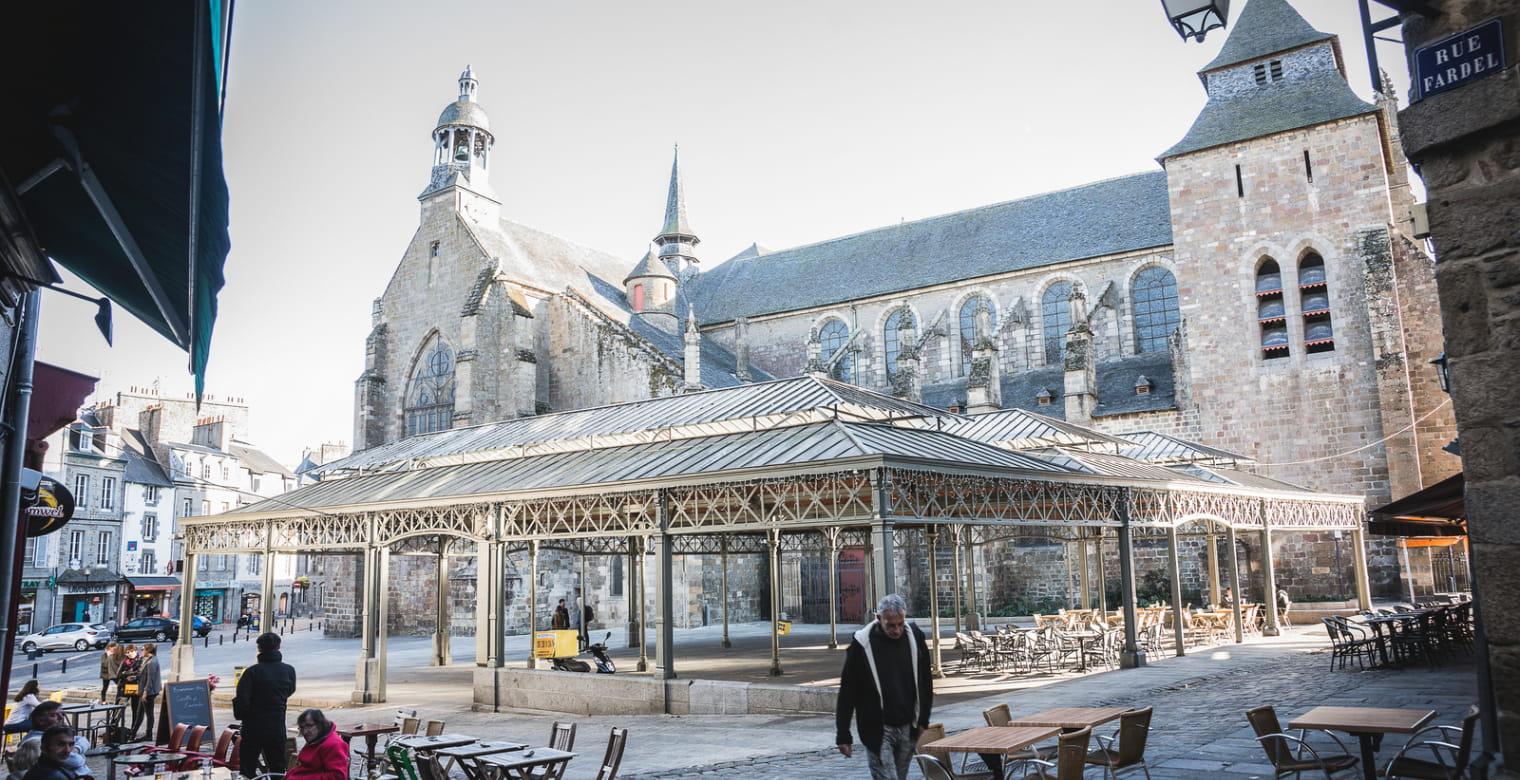 Place du Martray_Saint-Brieuc