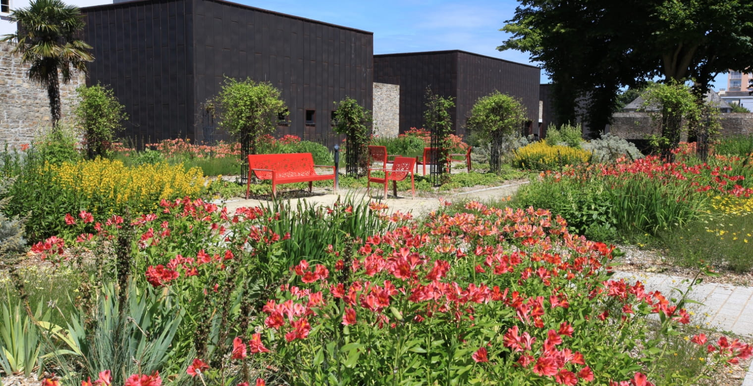 Jardin Carmélie_saint-Brieuc