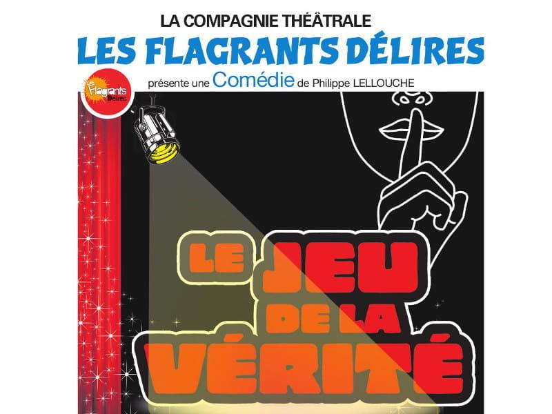 Théâtre - les flagrants délires - Ploërmel - Brocéliande - Bretagne