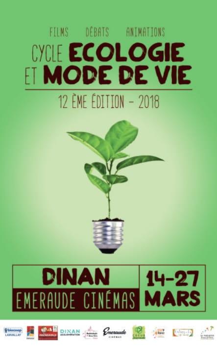 12ème cycle ecologie te mode de vie 14-27 mars dinan