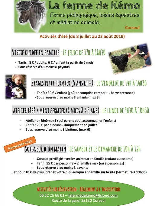 CORSEUL---FERME-DE-KEMO-ete-2019-2