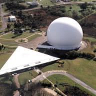 Cité des Télécoms vue aérienne