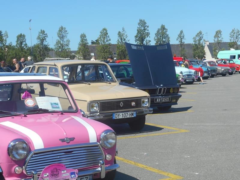 exposition véhicules anciens - Ploërmel - Brocéliande - Bretagne