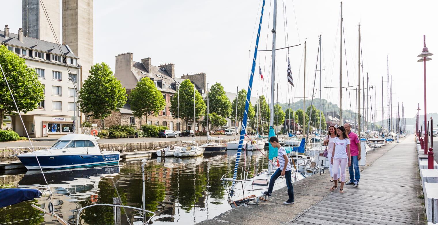 Port du Légué_Plerin