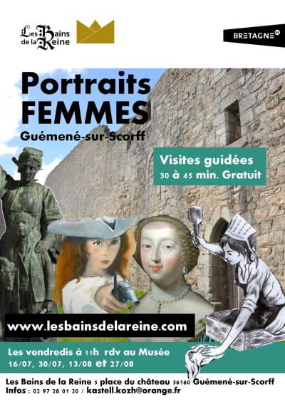 Portraits de femmes !
