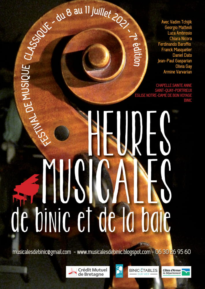 AFFICHE HEURES MUSICALES 2021