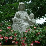 Sainte Anne du Houlin_Saint-Julien_statue