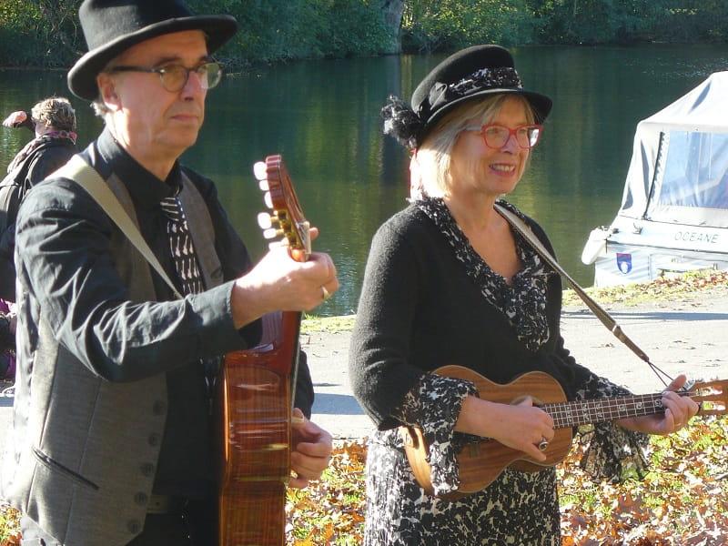 fête de la St-Golven - Linda et Jean-Charles - Taupont