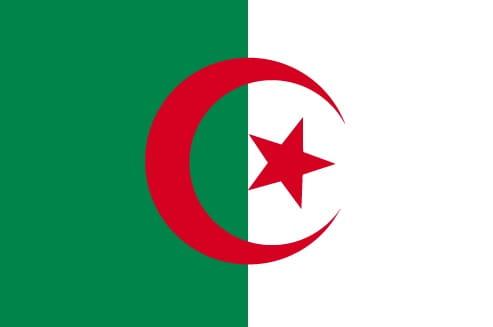 Drapeau-algerien