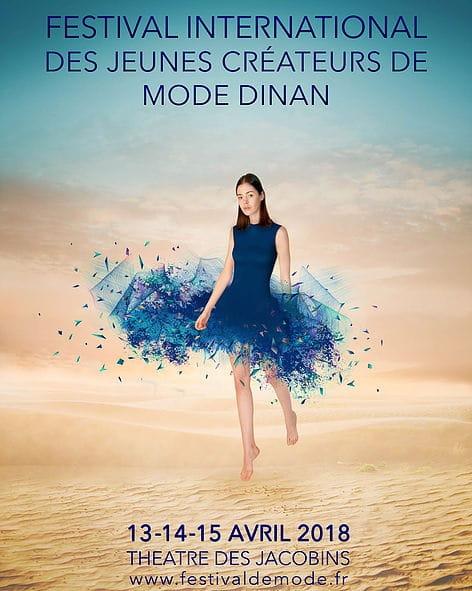 Festival jeunes créateurs 13-14-15 avril DINAN