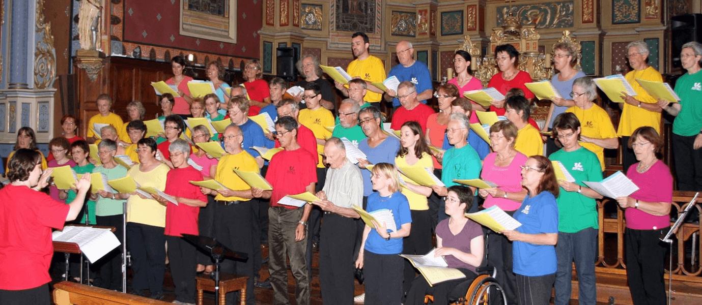 Vacances Chant Choral Locminé Concert
