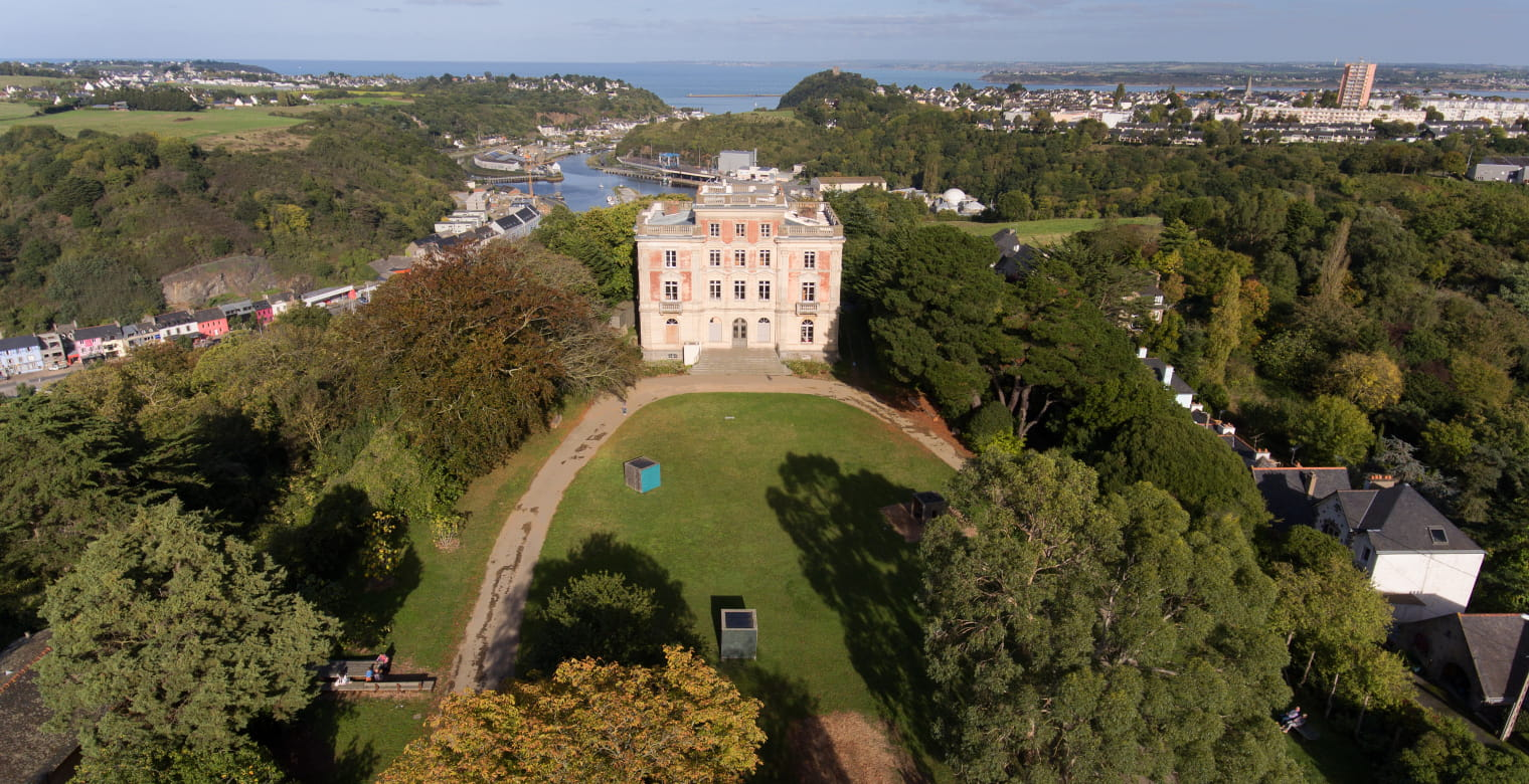 parc villa rohannec'h