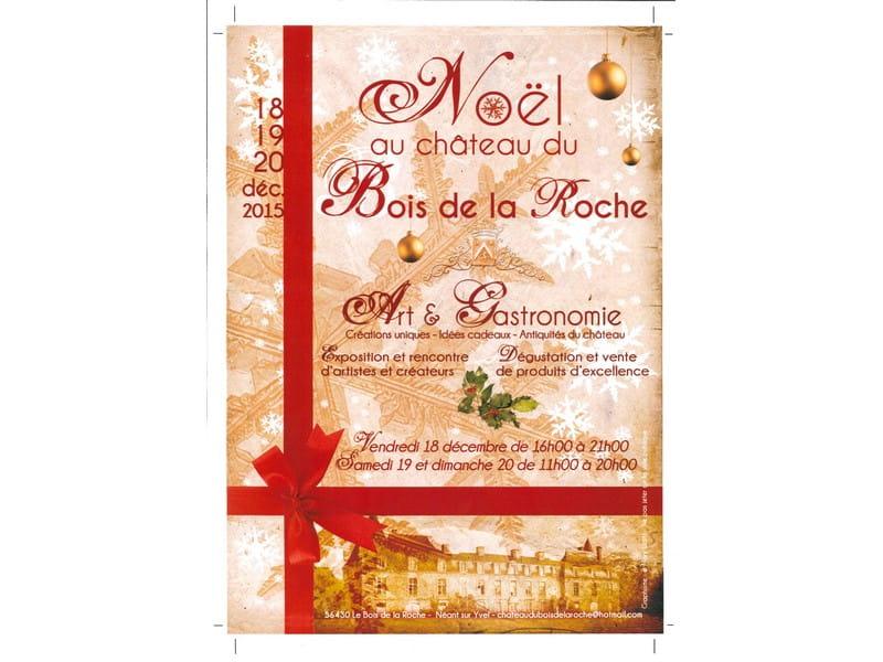 Noël au château du Bois de la Roche