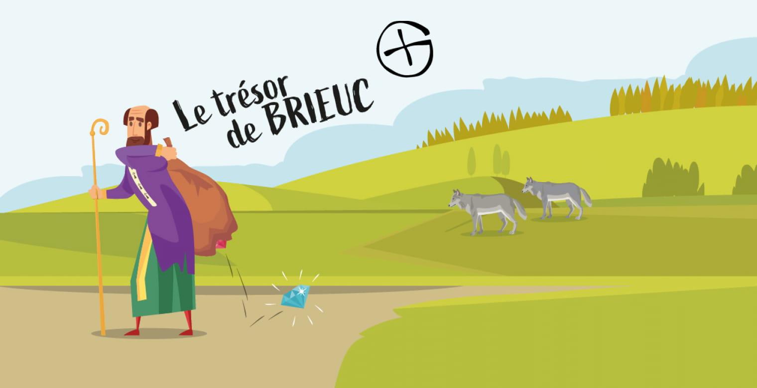 Geocaching-trésor de Brieuc