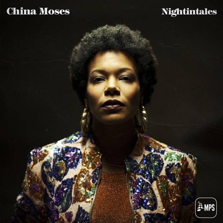 Album Cover China Moses 9 août st cast