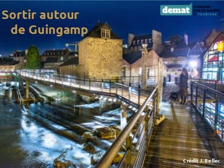 Sortir autour de Guingamp