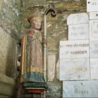 Chapelle Saint-Gobrien - Saint-Servant - Morbihan - Bretagne