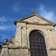 Moncontour - Eglise St Mathurin