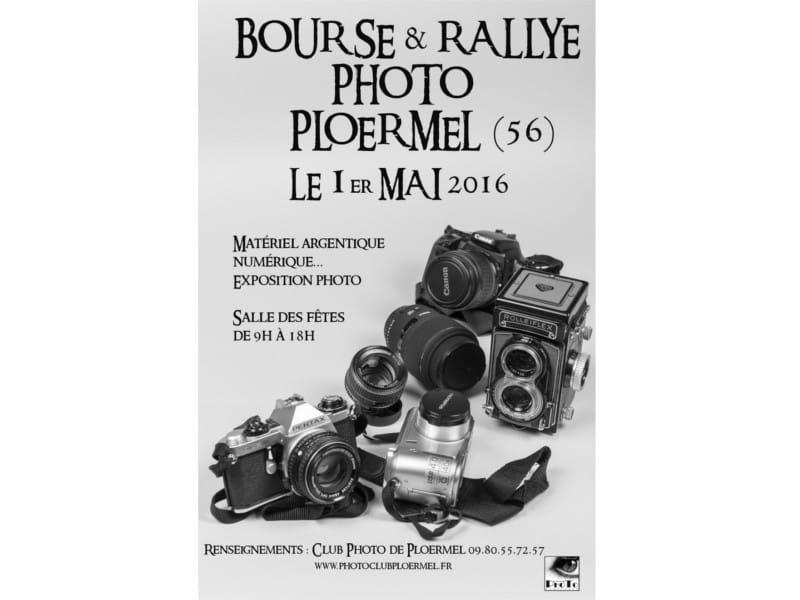 Rallye et bourse photo - Ploermel - Brocéliande - Bretagne