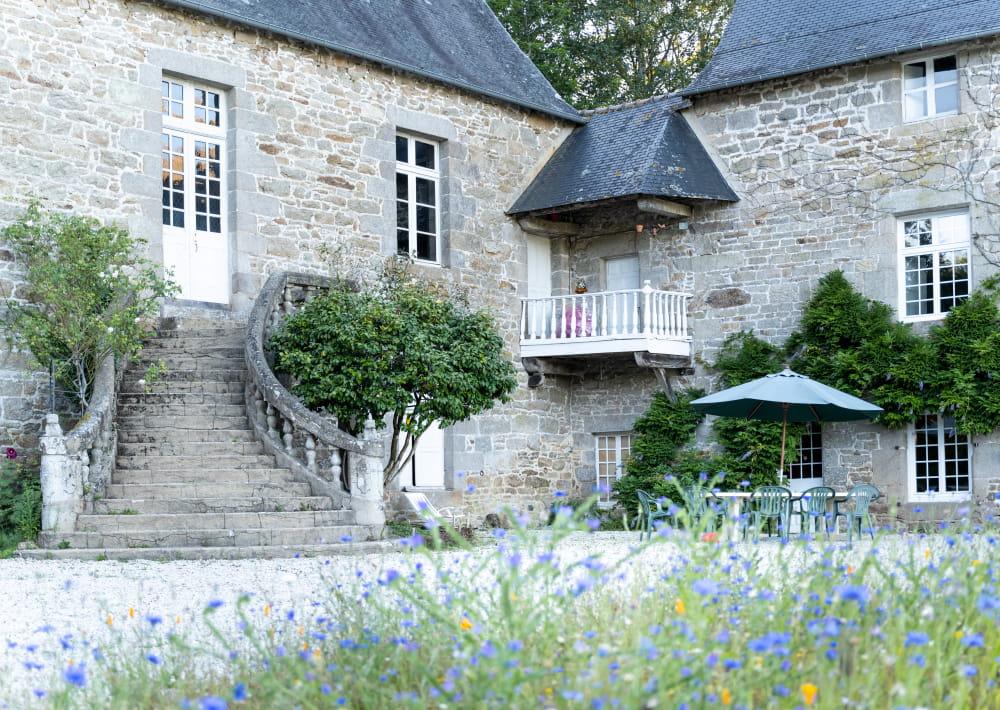 Chateau Noe Seche_Le Foeil_Cour
