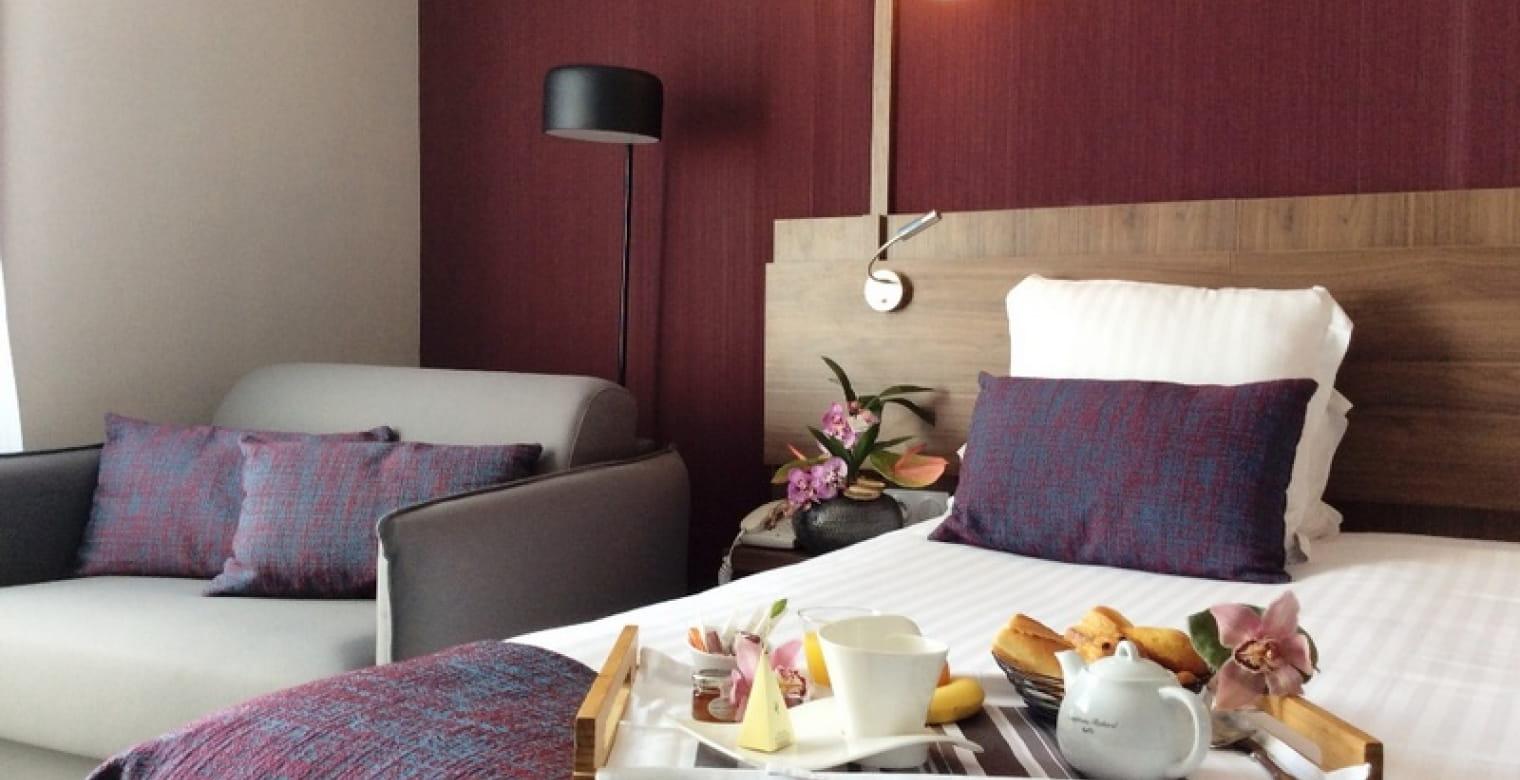 a-hotel best western-st brieuc