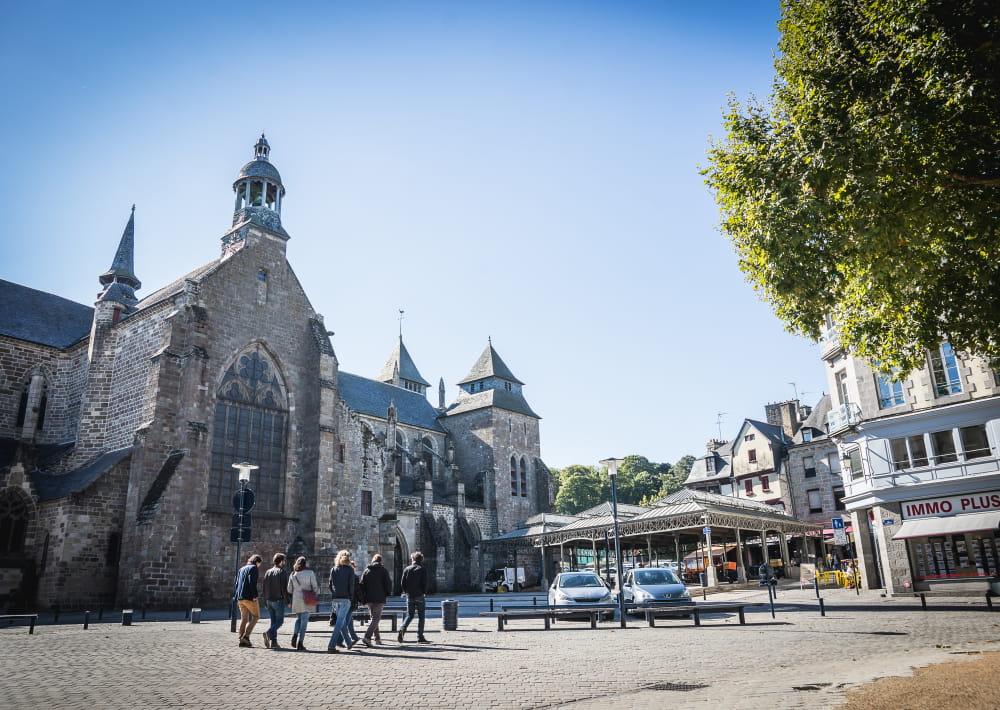 Anciennes halles -Saint-Brieuc 2