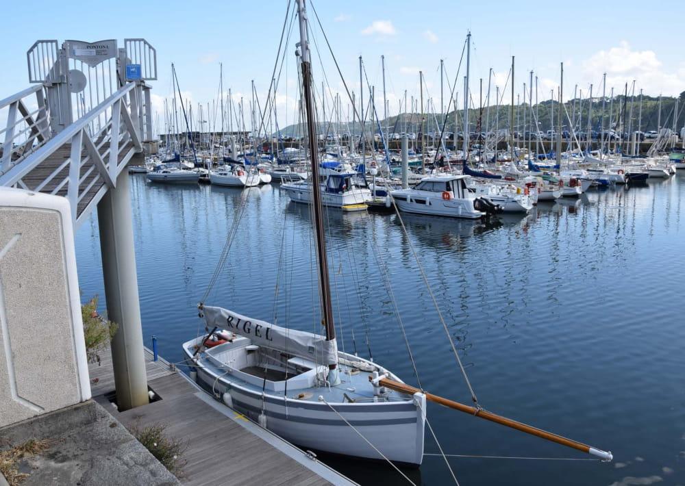 Port de Binic Rigel Marie Hellier 8 mo