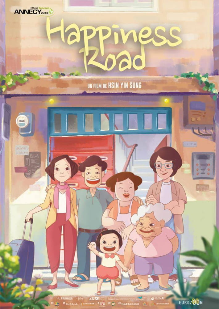 Happiness-road