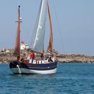 balade nautique à bord du Saint-Quay