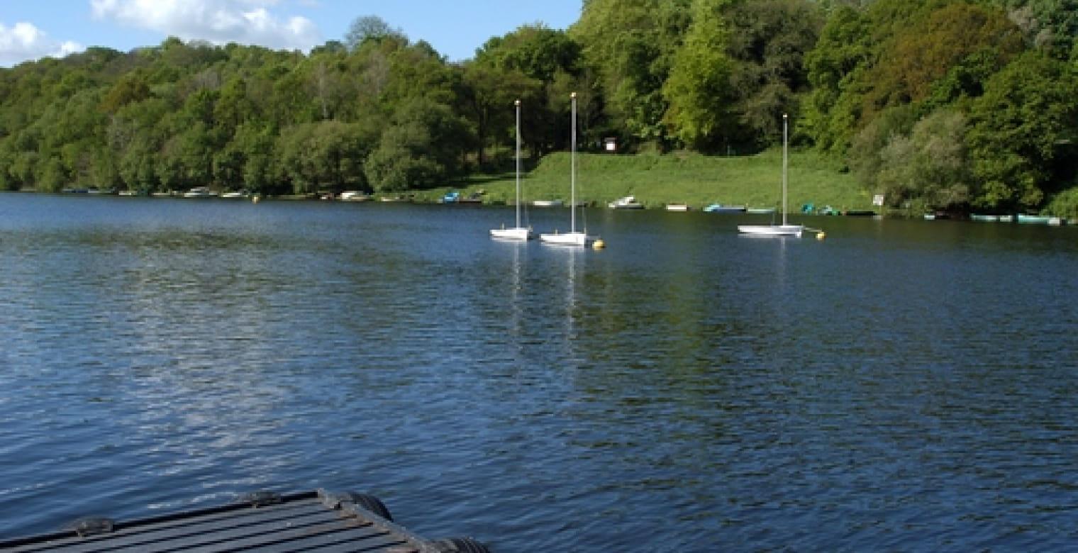 Lac de St Barthélémy