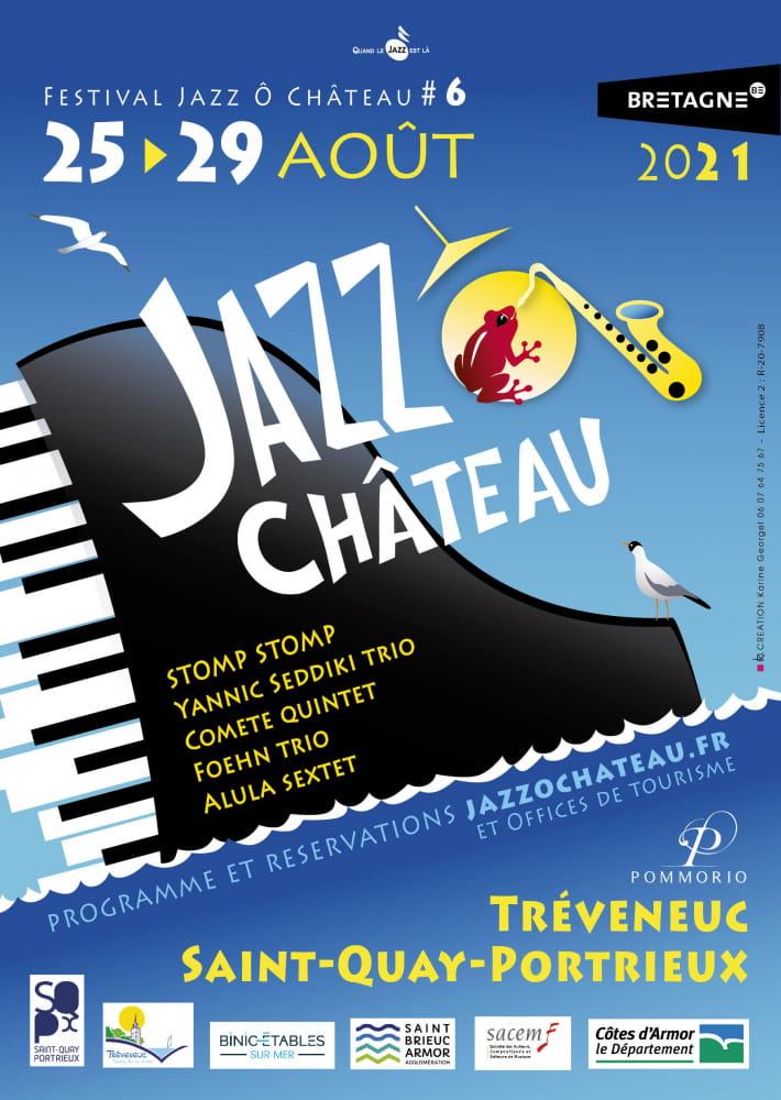 OK jazz chateau 2021