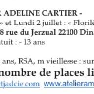 Infos Pratiques Récital clavecin - L'Atelier à musiques