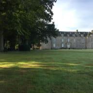Chateau Granville vue pelouse