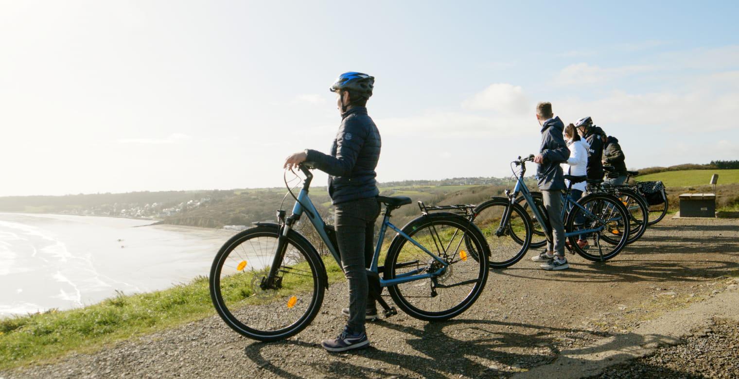 Balade vélo Pordic