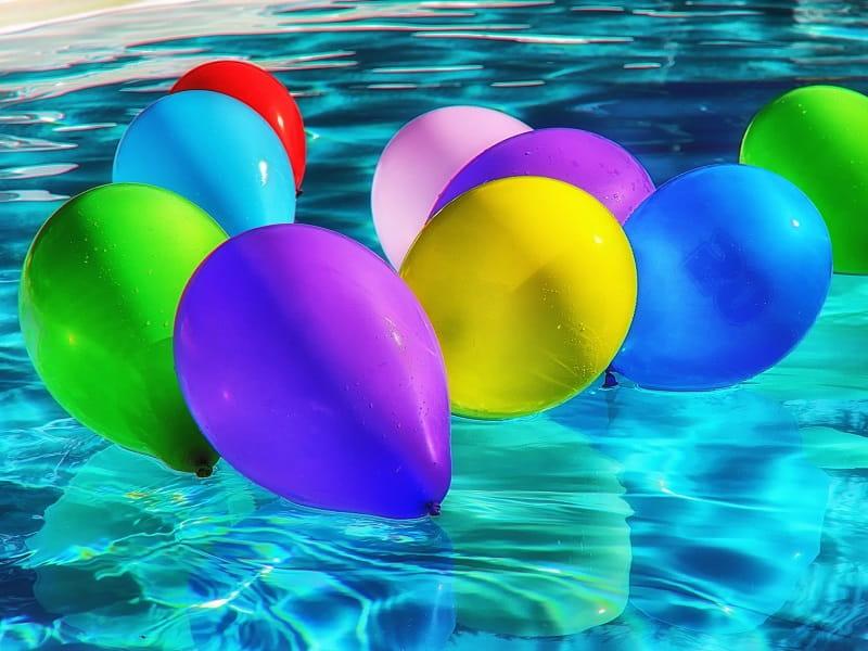 piscine - fête - halloween - Ploërmel