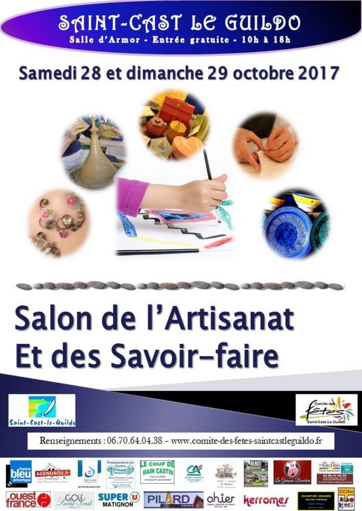 Affiche salon artisanat 2017 (002)