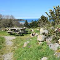 Binic site bernains aire de picnic